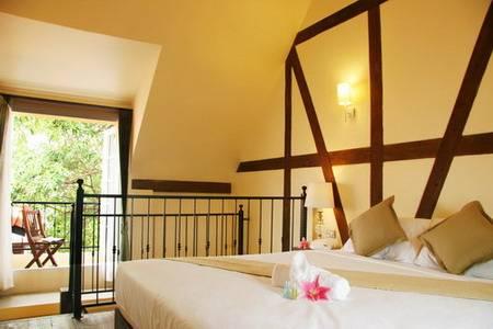 Charcoa House, Amphoe Muang, Thailand, Thailand giường ngủ và bữa ăn sáng và khách sạn