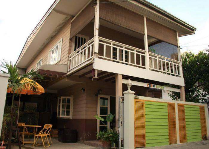 Chewhouse, Bang Kho Laem, Thailand, Thailand giường ngủ và bữa ăn sáng và khách sạn