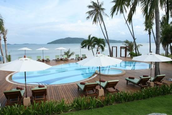 Coconut Villa Resort and Spa, Amphoe Ko Samui, Thailand, Thailand giường ngủ và bữa ăn sáng và khách sạn