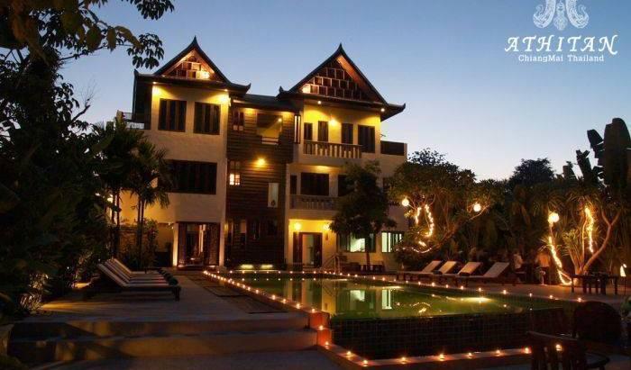 Athitan Villas -  Chiang Mai 12 photos