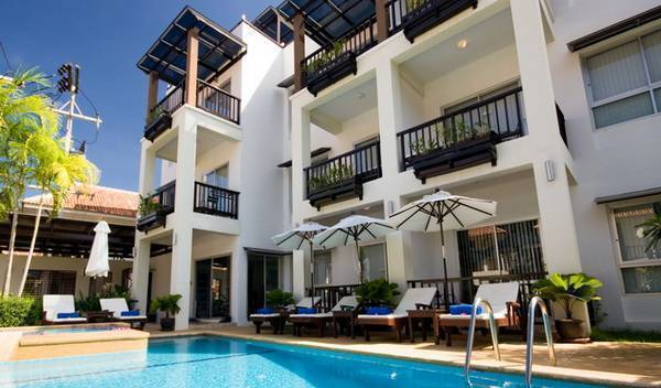 Krabi Apartment Hotel - Search available rooms and beds for hostel and hotel reservations in Krabi 12 photos