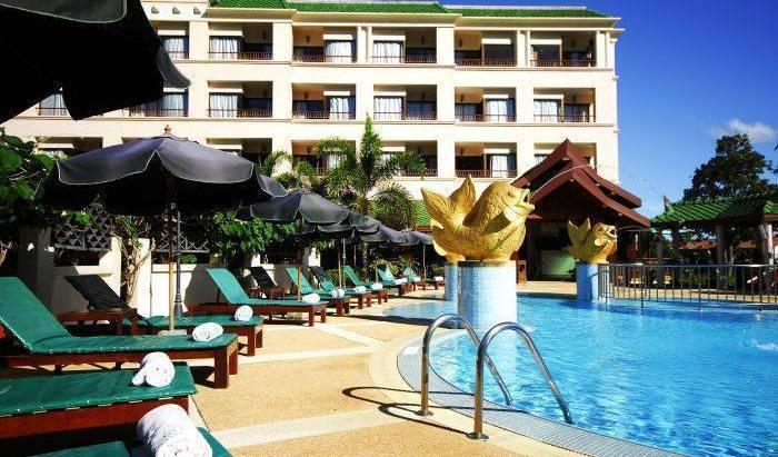 Krabi Heritage Hotel -  Ban Ao Nang, Giường & Đánh giá bữa ăn sáng và giảm giá 30 ảnh
