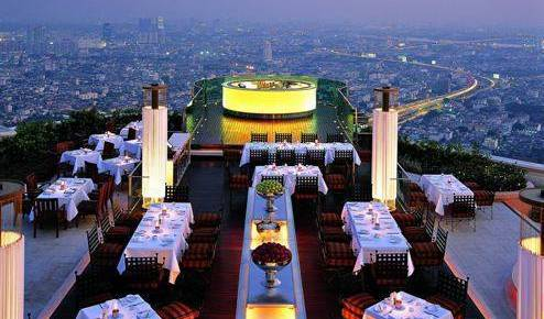 Lebua at State Tower -  Bangkok 20 photos