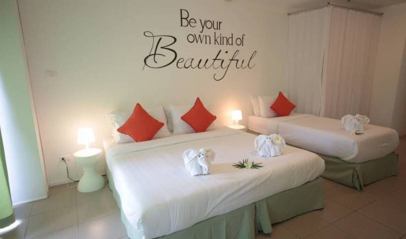 Little Home Ao Nang - Search available rooms and beds for hostel and hotel reservations in Ban Ao Nang, famous hostels in Phatthalung, Thailand 18 photos