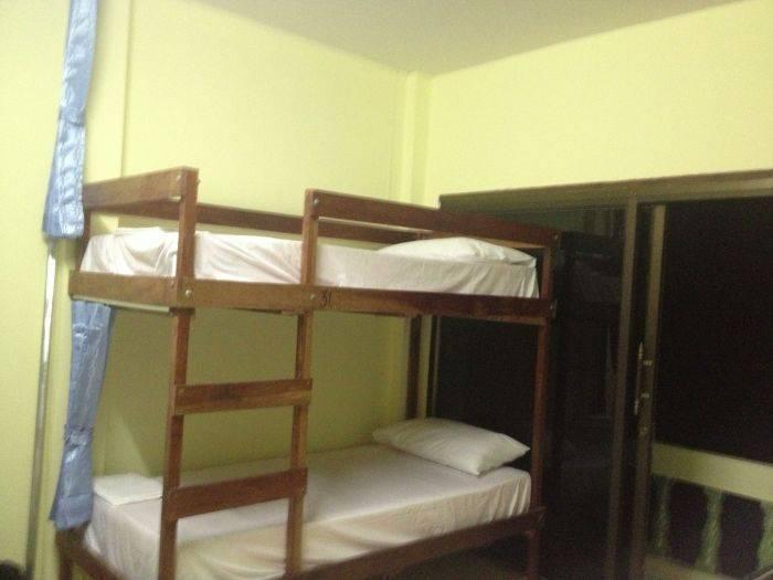 Echo Beach Backpackers, Ban Tai, Thailand, Thailand giường ngủ và bữa ăn sáng và khách sạn