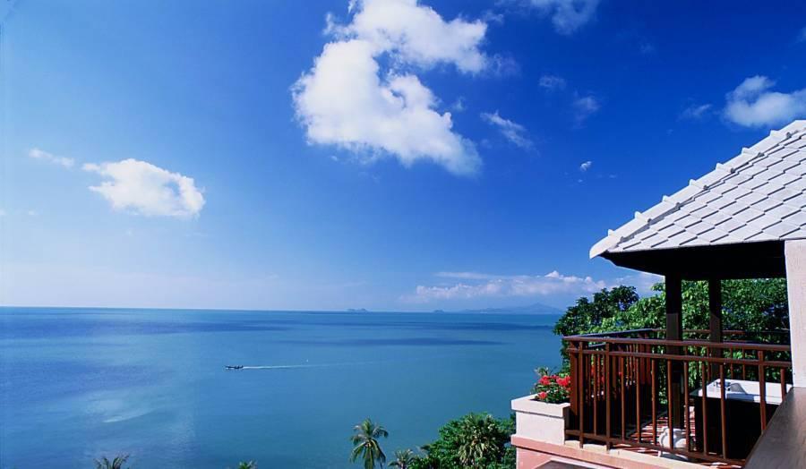 Fair House Villas and Spa, Amphoe Ko Samui, Thailand, Thailand giường ngủ và bữa ăn sáng và khách sạn
