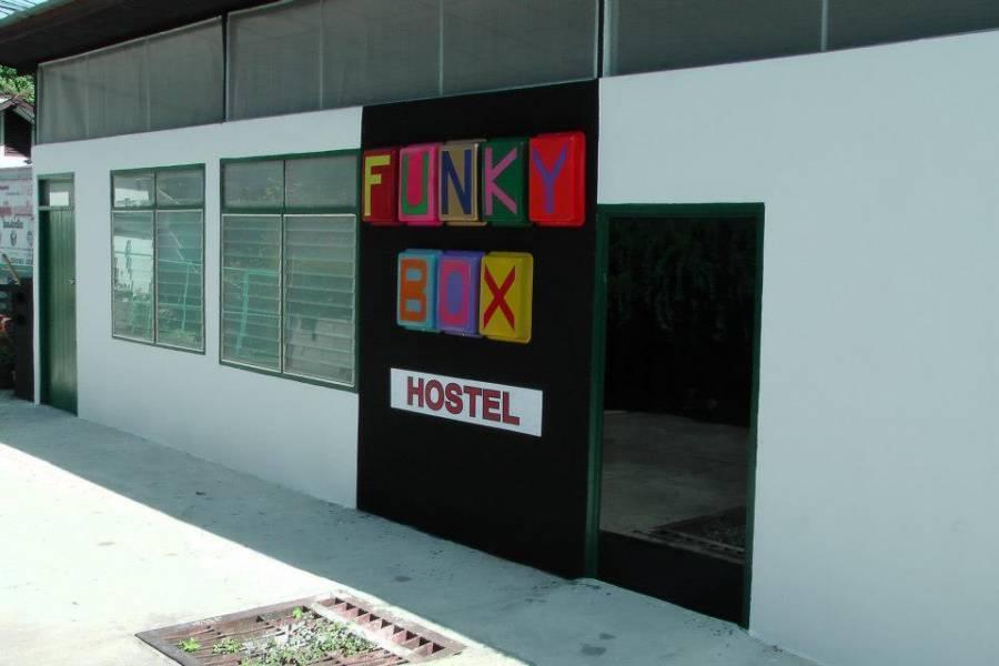 Funky Box Hostel, Chiang Khong, Thailand, Tặng quà đi du lịch trong Chiang Khong