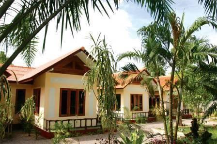 Happiness Resort, Ao Nang, Thailand, Thailand giường ngủ và bữa ăn sáng và khách sạn