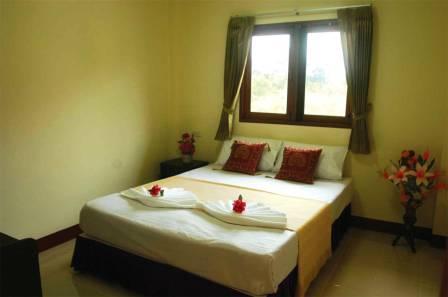 Happiness Resort, Ao Nang, Thailand, Giường & Bữa ăn sáng cho du khách thế giới trong Ao Nang