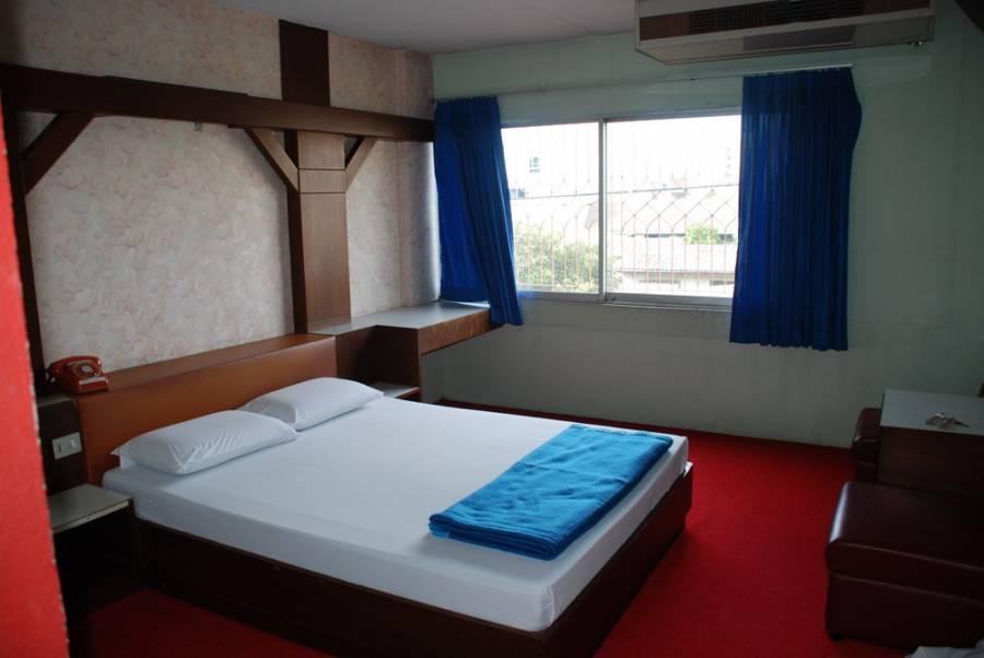 Happy Inn Hotel, Bang Kho Laem, Thailand, Giường & Ăn sáng ở những địa điểm có thời tiết tốt nhất trong Bang Kho Laem