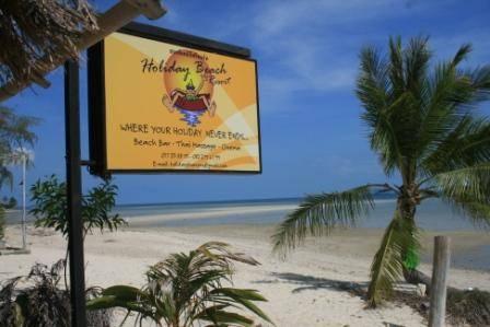 Holiday Beach Resort, Ko Phangan, Thailand, Top 5 mjesta za posjet i boravak u krevetu & doručak u Ko Phangan