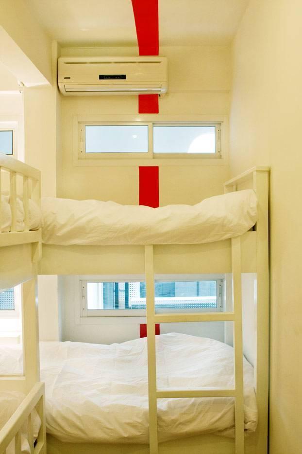 HQ Hostel, Bang Kho Laem, Thailand, Thailand giường ngủ và bữa ăn sáng và khách sạn
