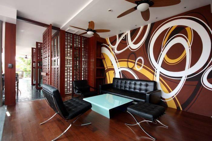 Ibed Samui, Ban Mae Nam, Thailand, Thailand giường ngủ và bữa ăn sáng và khách sạn
