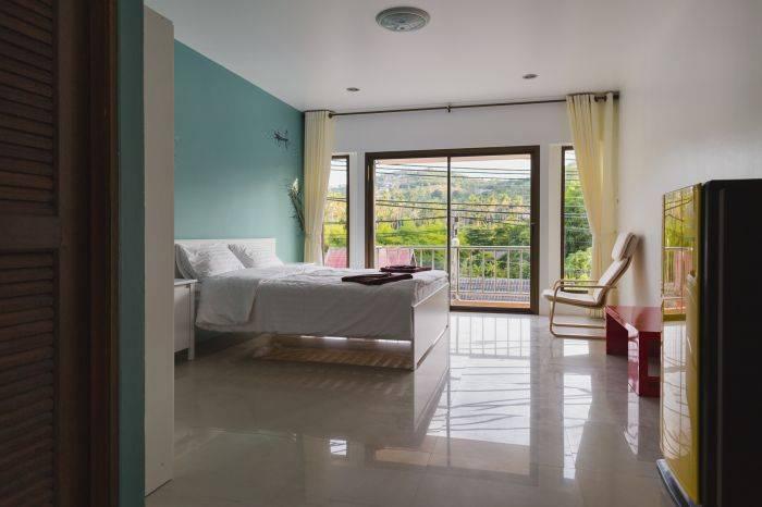 Kazanbaran, Amphoe Ko Samui, Thailand, Thailand giường ngủ và bữa ăn sáng và khách sạn