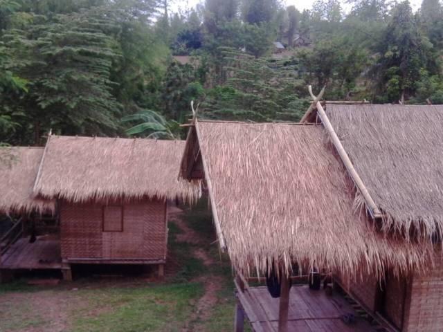 Kk Hut Hostel, Pai, Thailand, Thailand giường ngủ và bữa ăn sáng và khách sạn