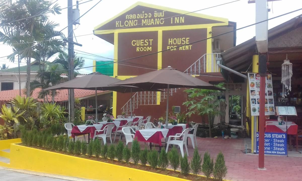 Klong Muang Inn, Ao Nang, Thailand, Thailand giường ngủ và bữa ăn sáng và khách sạn