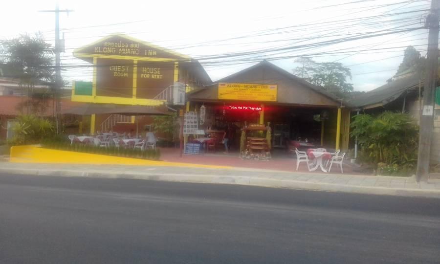 Klong Muang Inn, Ao Nang, Thailand, Quyết định đi lại thông minh và lựa chọn trong Ao Nang