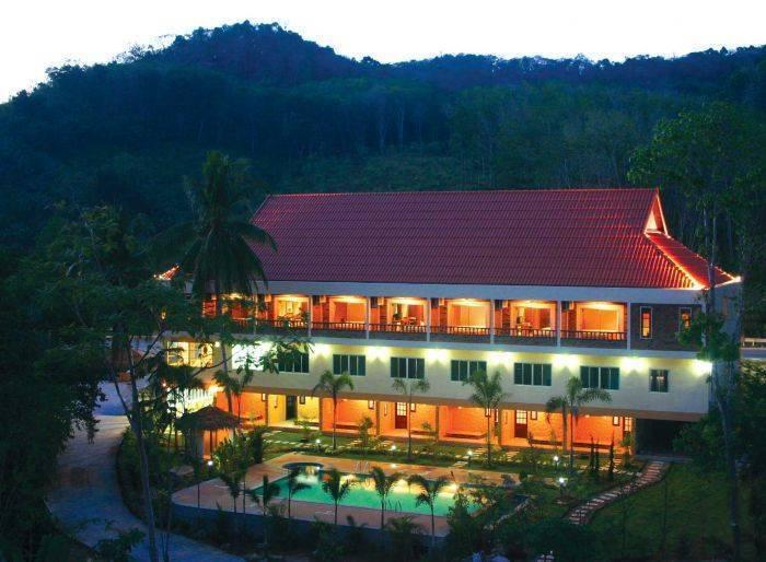 Krabi Phupranang Resort, Ao Nang, Thailand, Thailand giường ngủ và bữa ăn sáng và khách sạn