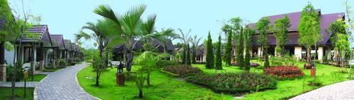 Laluna Hotel And Resort Chiang Rai, Chiang Rai, Thailand, Thailand giường ngủ và bữa ăn sáng và khách sạn