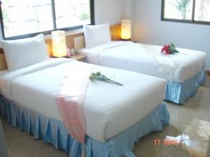 Lamai Guesthouse, Patong Beach, Thailand, live like a local while staying at a hostel in Patong Beach