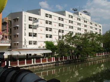 New World City Hotel, Bang Kho Laem, Thailand, Thailand hostels and hotels