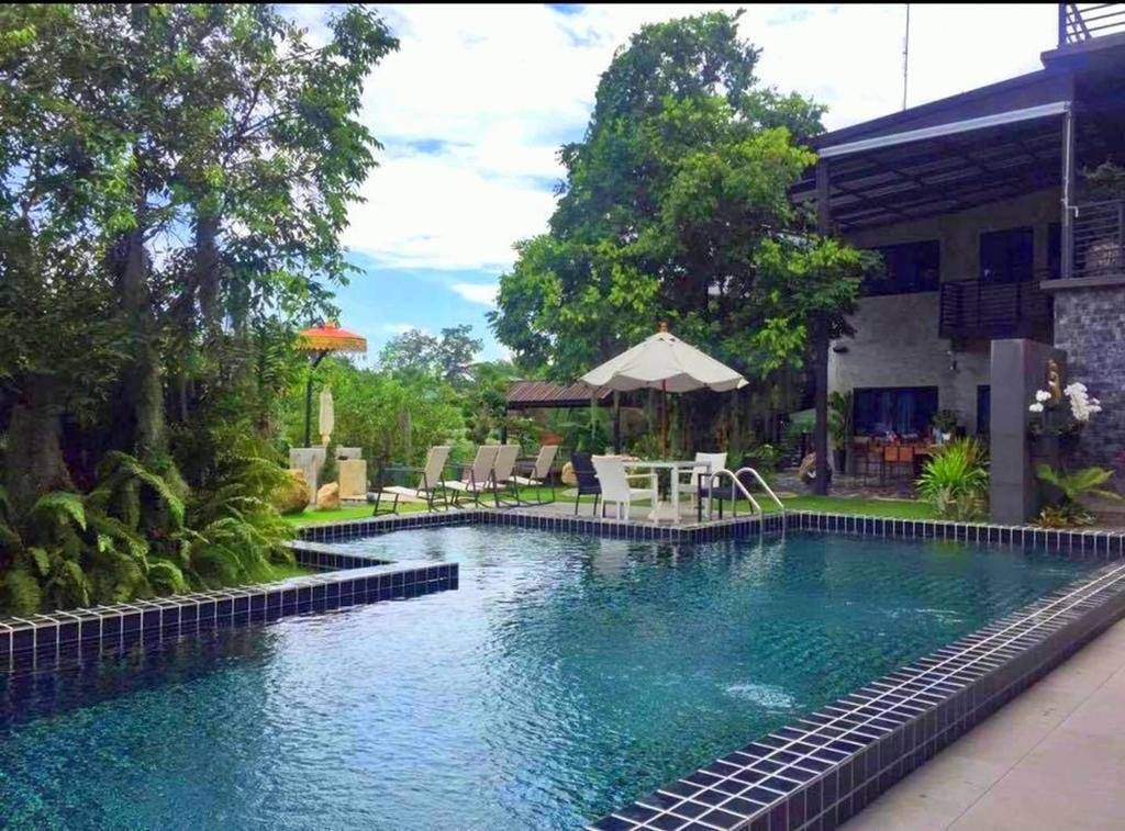 Riverside Luxury Pool Villa 88 Place, Chiang Mai, Thailand, Thailand hostels and hotels