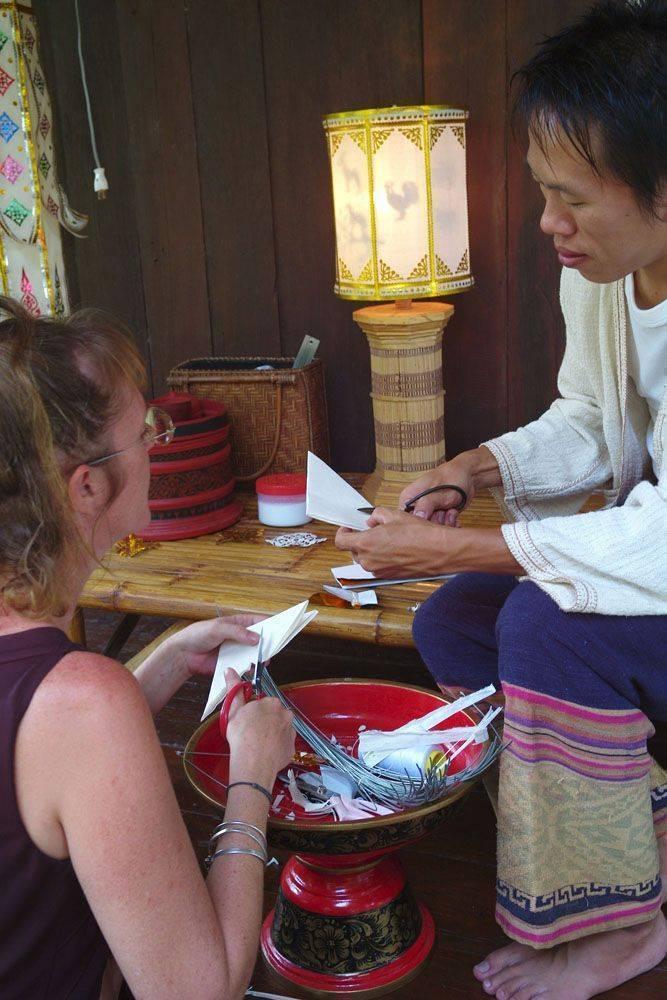 Romyen Garden Resort, Doi Saket, Thailand, Giường thân thiện với gia đình & Bữa ăn sáng trong Doi Saket
