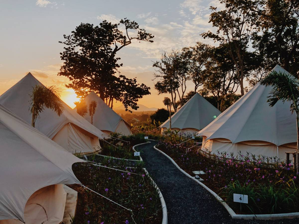Roost Glamping, Phuket, Thailand, Thailand hostels and hotels
