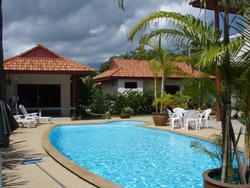 Sansuko Ville Bungalow Resort, Mueang Phuket, Thailand, Thailand giường ngủ và bữa ăn sáng và khách sạn