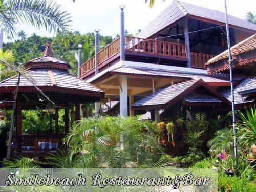 Smile Beach Resort, Ko Phangan, Thailand, Giá cả phải chăng posadas, lương hưu, khách sạn, nhà ở nông thôn, và căn hộ trong Ko Phangan