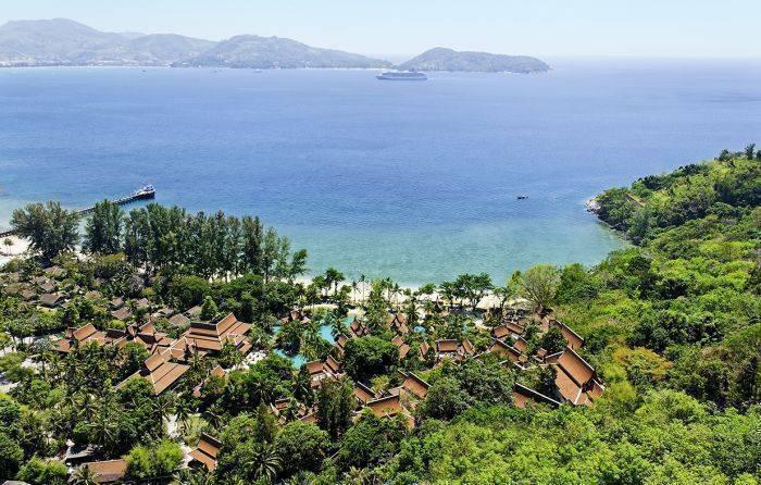 Thavorn Beach Village and Spa, Mueang Phuket, Thailand, Thailand giường ngủ và bữa ăn sáng và khách sạn