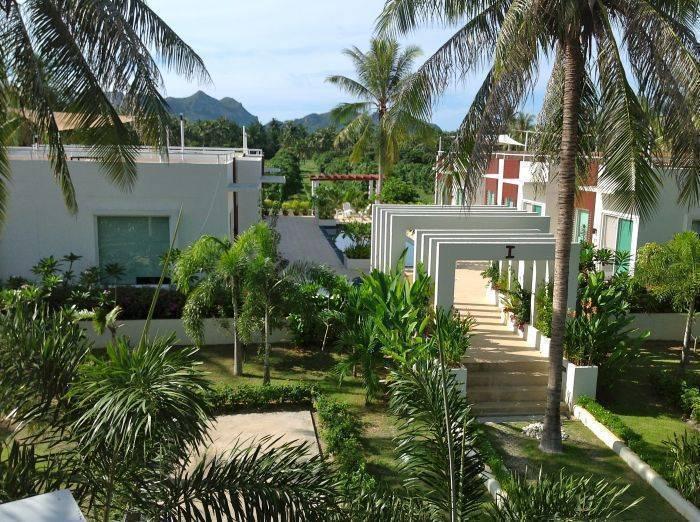 The Beach Village Resort, Ban Hua Hin, Thailand, Thailand giường ngủ và bữa ăn sáng và khách sạn