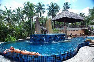 The Spa Kohchang Resort, Ko Chang Tai, Thailand, Du lịch chất lượng cao trong Ko Chang Tai