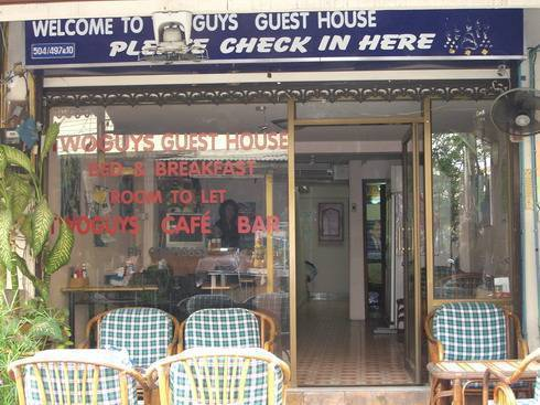 Two Guys Guesthouse, Pattaya, Thailand, Thailand 호스텔 및 호텔