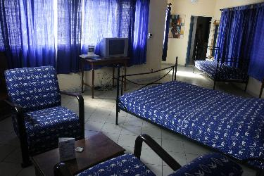 Hotel Equateur, Lome, Togo, traveler rewards in Lome