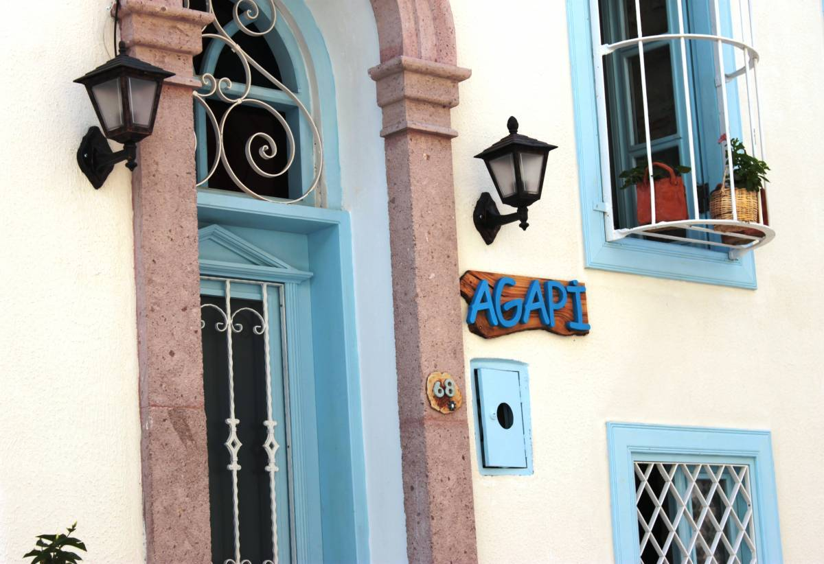 Agapi Guesthouse, Ayvalik, Turkey, Turkey bed and breakfasts and hotels