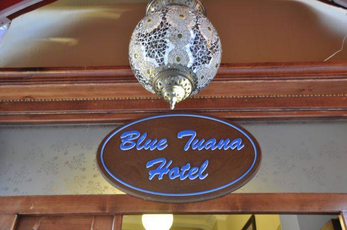 Blue Tuana Hotel, Istanbul, Turkey, Turkey hostels and hotels