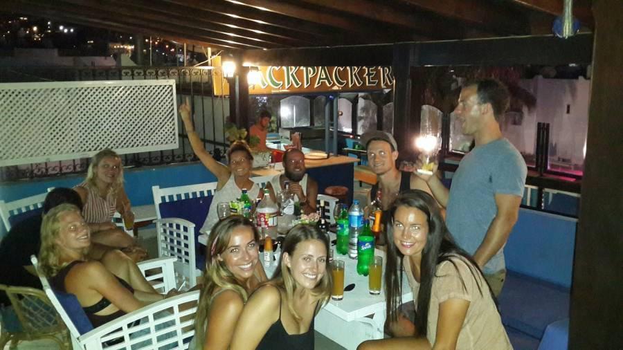 Bodrum Backpackers, Bodrum, Turkey, Prvotřídní ubytovny v Bodrum
