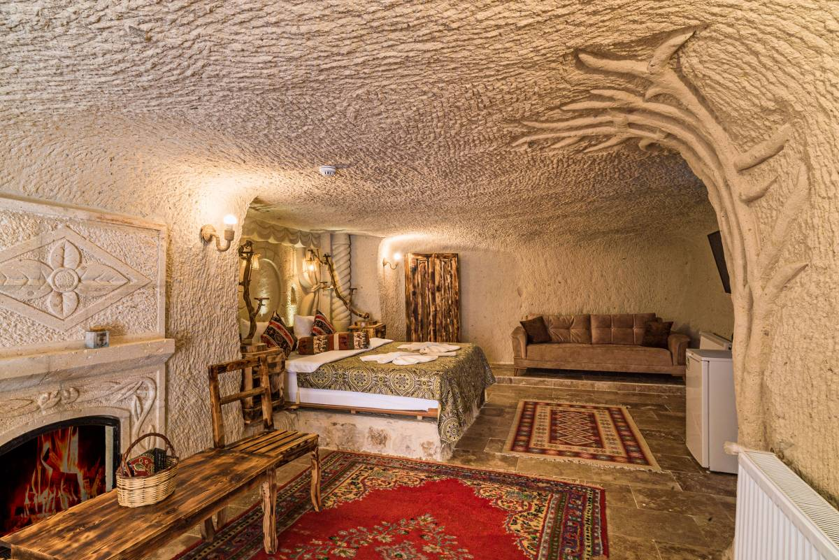 Cappadocia Ennar Cave House, Nar, Turkey, everything you need to know in Nar