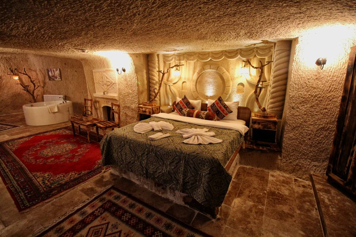 Cappadocia Ennar Cave House, Nar, Turkey, Turkey hostels and hotels