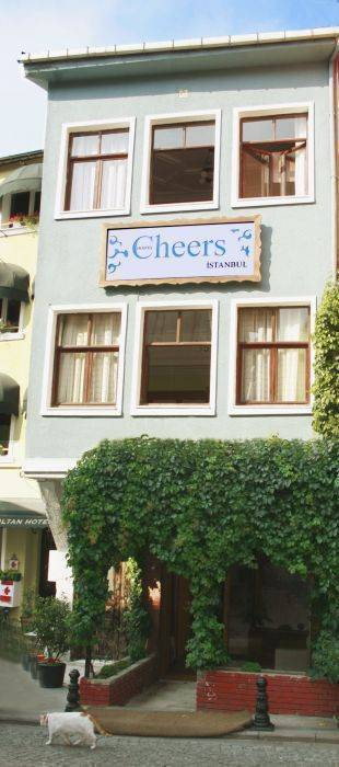 Cheers Hostel, Istanbul, Turkey, Korting accommodatie in Istanbul