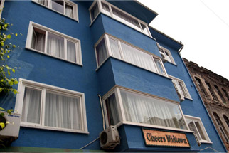 Cheers Midtown, Beyoglu, Turkey, famous holiday locations and destinations with bed & breakfasts in Beyoglu