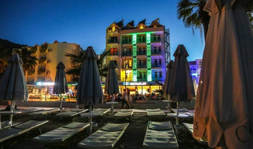 Bliss Beach Hotel - Search available rooms and beds for hostel and hotel reservations in Marmaris 20 photos