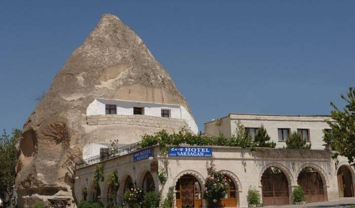 Cave Hotel Saksagan -  Nevsehir 10 photos