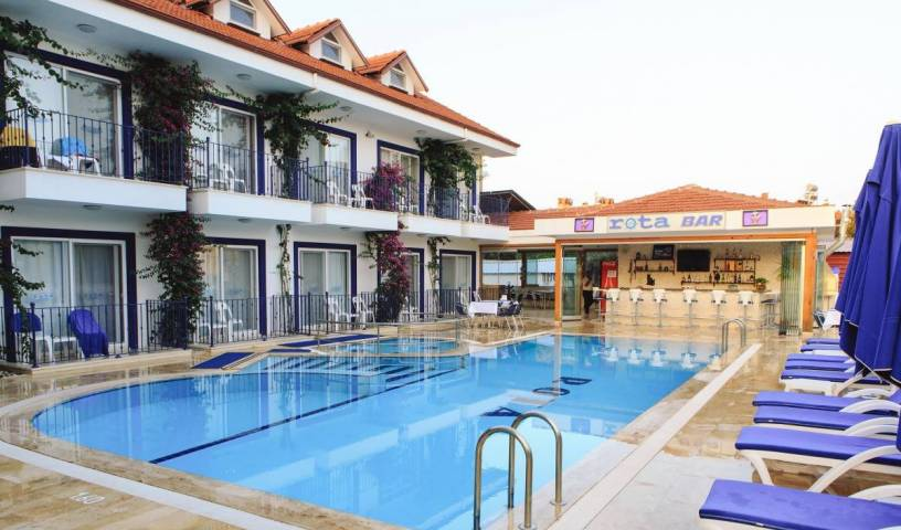 Dalyan Rota Hotel - Get cheap hostel rates and check availability in Dalyan 17 photos
