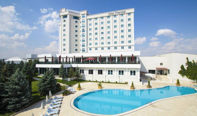 Ikbal Thermal Hotel and Spa - Search for free rooms and guaranteed low rates in Afyonkarahisar, how to spend a holiday vacation in a hostel 26 photos