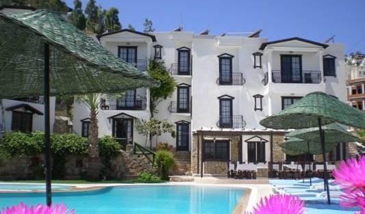 Sunny Garden Nilufer Hotel -  Bodrum 11 photos