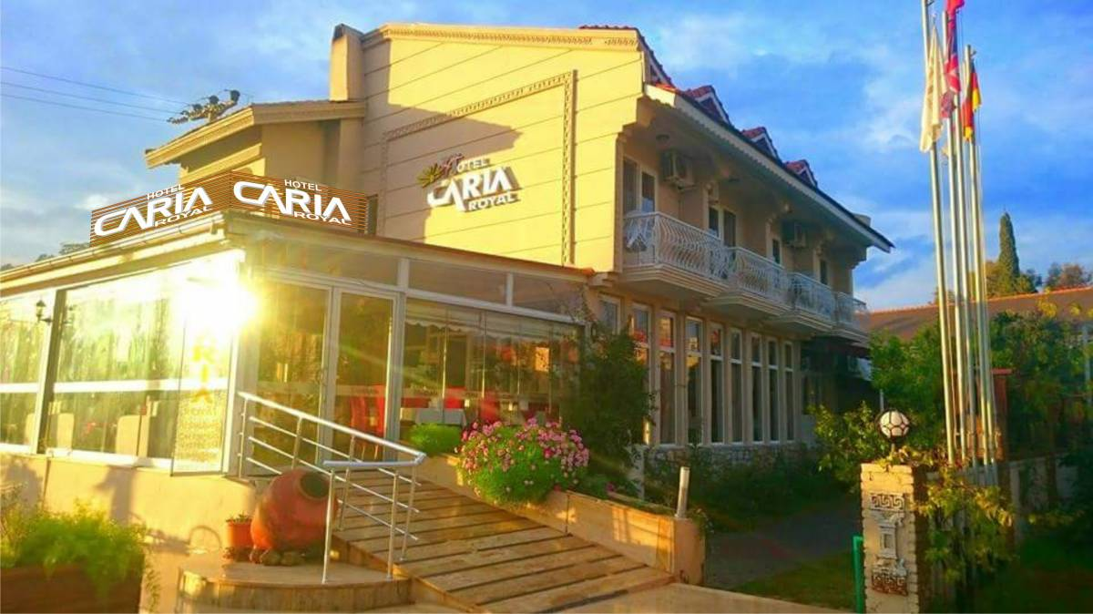 Dalyan Hotel Caria, Dalyan, Turkey, affordable guesthouses and pensions in Dalyan