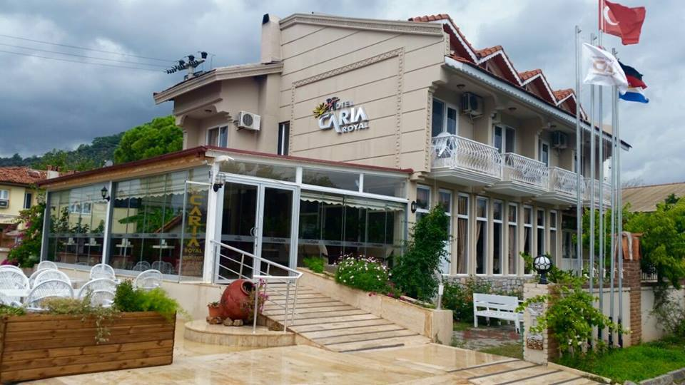 Dalyan Hotel Caria, Dalyan, Turkey, Turkey bed and breakfasts and hotels