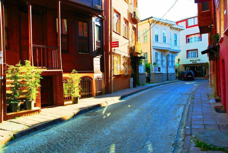 Emirhan Inn, Istanbul, Turkey, Turkey bed and breakfasts and hotels